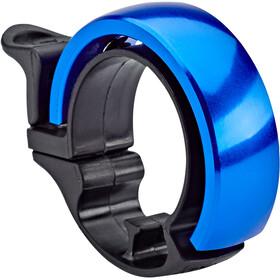 Knog Oi Classic Soittokello, black/blue